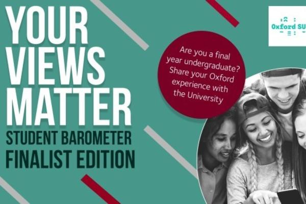 Student Barometer Finalist Edition