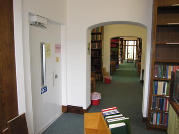 music faculty internal platform lift